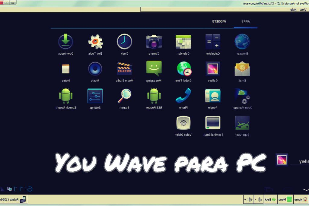 google play store you wave para pc pantalla